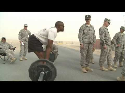 U.S. Army's BLACK KNIGHT 1000 Physical Fitness Challenge