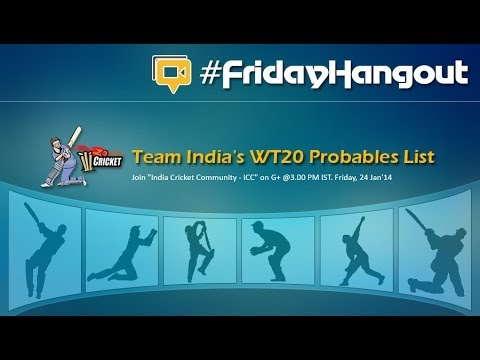 #FridayHangout | Ind vs NZ | India lose the top ODI spot | Special Guest: Christina Pearce
