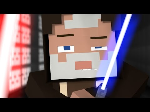 Minecraft Parody Animation : STAR WARS!