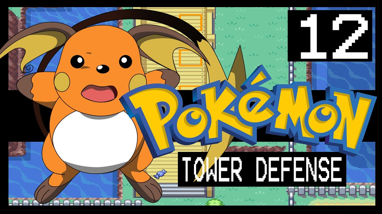 POKEMON TOWER DEFENSE WALKTHROUGH - ROUTE 24 - YouTube