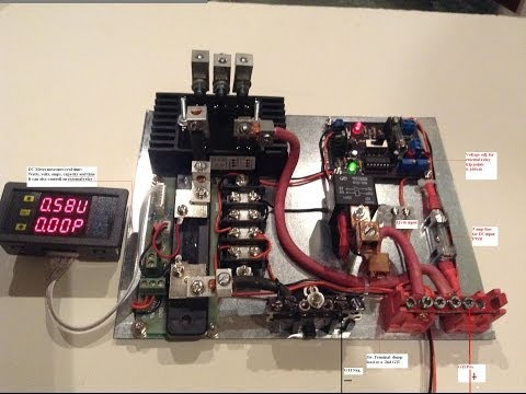 Grid Tie Controller DIY Wind Turbine