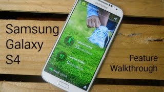 Samsung Galaxy S4 New Features Explained!