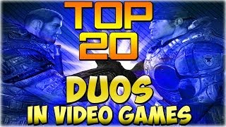 """BEST DUOS"" In Video Games (Top 20 - Top Twenty) ""Plants vs Zombies Garden Warfare (Xbox One)"""