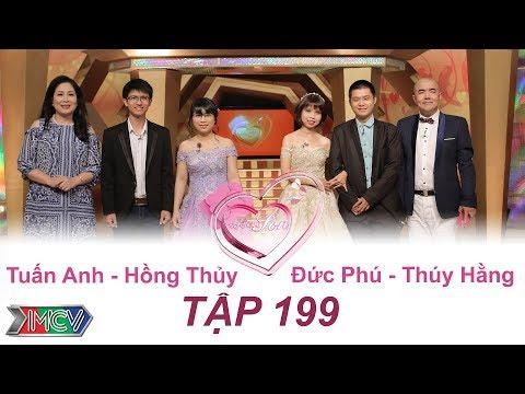 VỢ CHỒNG SON | Tập 199 FULL | Tuấn Anh - Hồng Thủy | Đức Phú - Thúy Hằng | 110617 💑