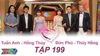 VỢ CHỒNG SON | Tập 199 FULL | Tuấn Anh - Hồng Thủy | �ức Phú - Thúy Hằng | 110617 💑