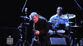 David Sanborn Trio avec Joey DeFrancesco - Concert 2010