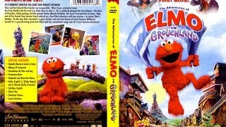 Opening To The Adventures Of Elmo In Grouchland DVD