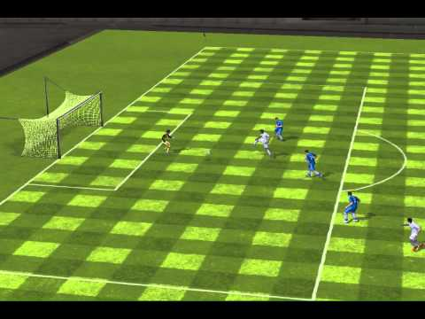 FIFA 14 iPhone/iPad - Chelsea vs. Real Madrid