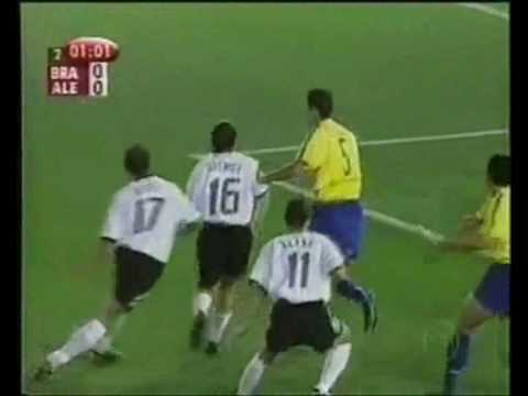 Final da Copa do Mundo de 2002 - Brasil 2 x 0 Alemanha Final World Cup 2002 - Brazil x 0 Germany 2 ,
