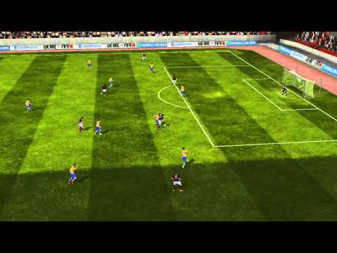 FIFA 14 Android - Liverpool FC VS Arsenal