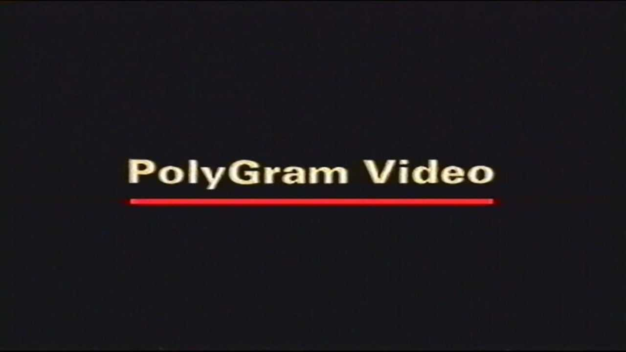 polygram video logo uk vhs