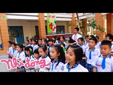 Bài hát lớp 2: Chú ếch con - Trường TH Lê Đức Thọ, Q. Gò Vấp