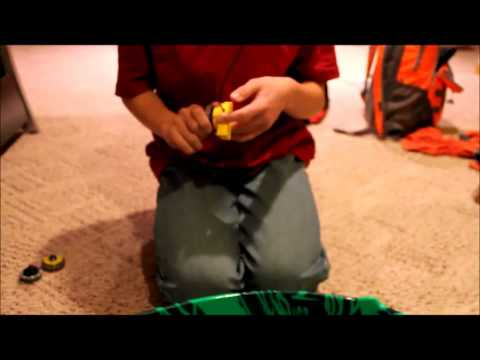 beyblade tournament- the qualifying rounds