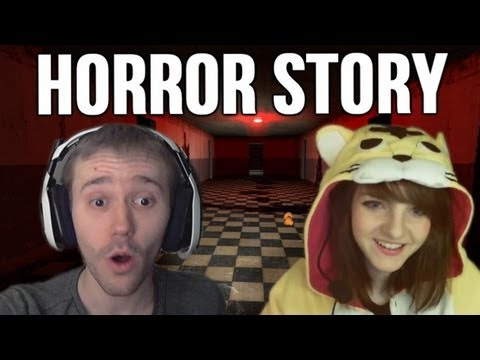 GMod Map | Horror Story w/ LDShadowLady