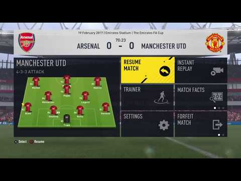 FIFA 17 Career Mode : Manchester United Rebuild S1 EP1 Extended