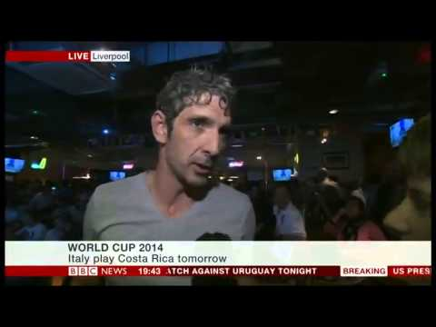 BBC News Reports From Shooters Sports Bar