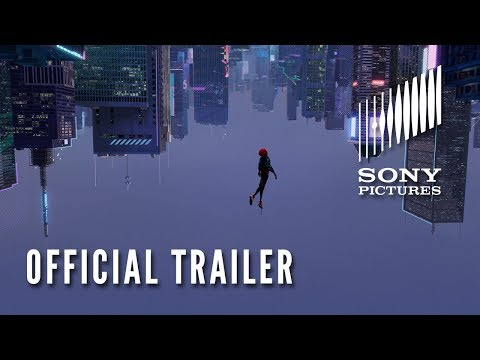 SPIDERMAN INTO THE SPIDERVERSE  Official Teaser Trailer