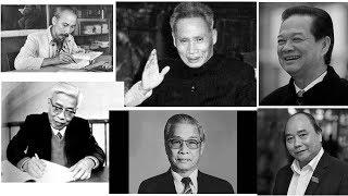 Chân dung các đời Thủ tướng Việt Nam từ năm 1946 đến 2017