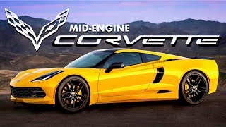 2019 Mid-Engine Corvette C8: OUT IN PUBLIC (New Photos & What We Know)