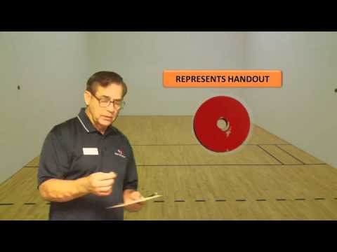Racquetball Order of Serve During Doubles