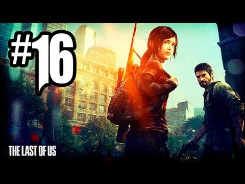 The Last of Us Gameplay Walkthrough - Part 16 - BOOKSTORE BATTLEGROUND!! (PS3 Gameplay HD)