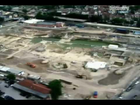 Stavebné katastrofy - Tunely