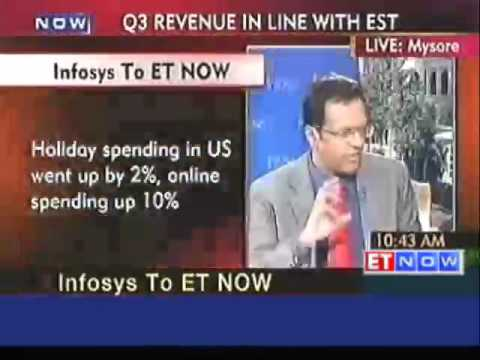 ET exclusive with Infosys management