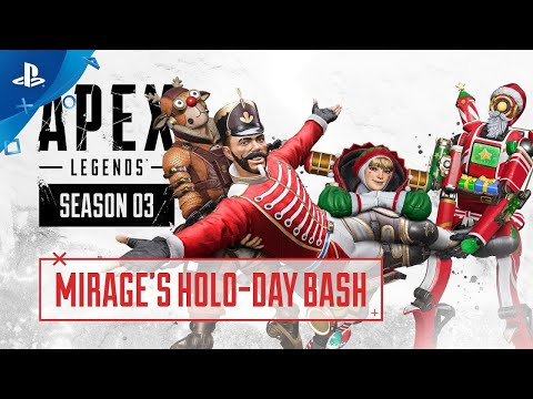 Apex Legends | Holo-Day Bash Event Trailer