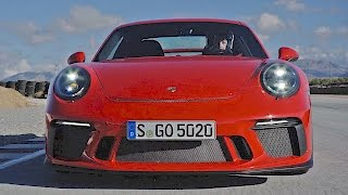 Porsche 911 GT3 (2017) Features, Design, Driving [YOUCAR]. YouCar Car Reviews.