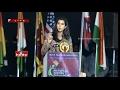 Nara Brahmani Speech at National Women's Parliament 2017 -..
