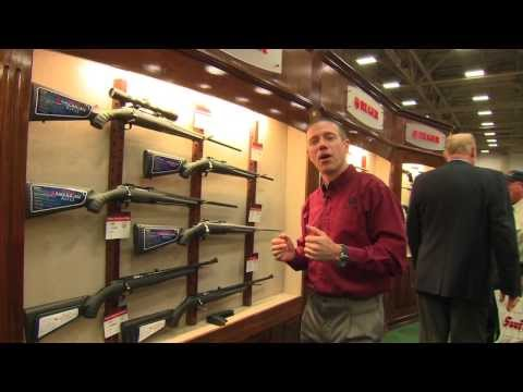 Ruger American Rifle - Dallas Safari Club Show 2014