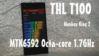 THL T100s First Look! MTK6592 Octa-core 1.7GHz, Dual 13mp