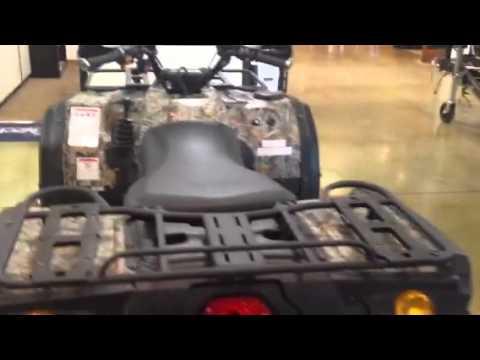 Coleman Trail Tamer 500 ATV