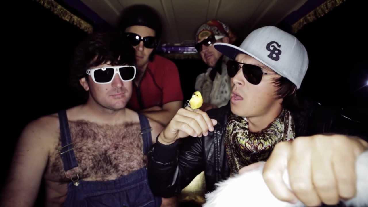 Bubba watson rickie fowler music video