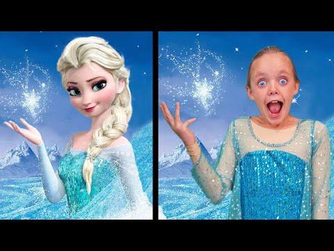 Let it Go! Frozen Elsa Song (Cover)
