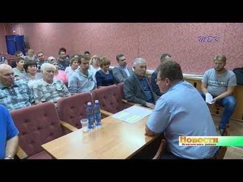 Аплодисментами встретили нового фельдшера в с. Морозово