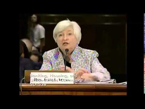 Crapo Questions Fed Chair Janet Yellen on Monetary Policy