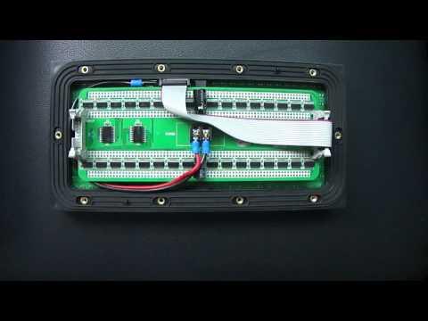 LED Display Screen Module/LED Sign/Pantalla LED/จอLED--MSN: Huihongled@hotmail.com
