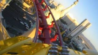 Manhattan Express Front Seat On-ride POV New York New York