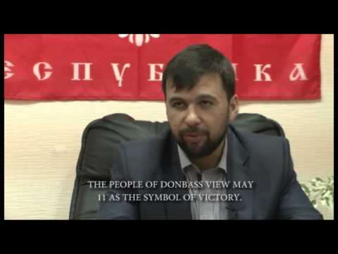 Interview with Denis Pushilin - Some extracts