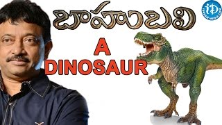 Baahubali movie, a wake up call to all stars -RGV's unbelievable tweets