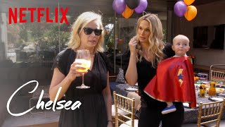 Chelsea Hosts a Kids' Halloween Party | Chelsea | Netflix