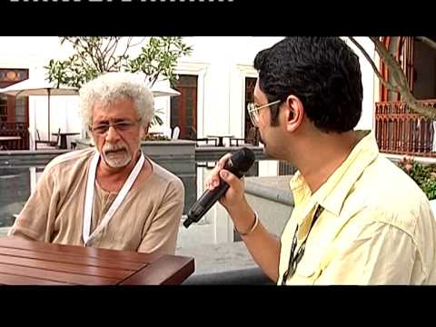 In conversation with Naseeruddin Shah