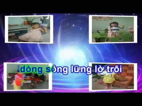 Karaoke nhac song Trach Ai Vo Tinh Remix