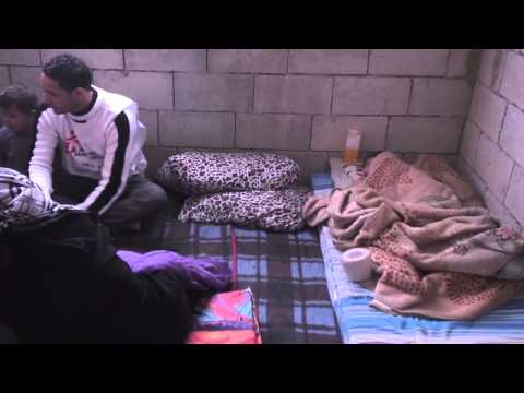 Syrian News-Lebanon: Syrian Refugees In Harsh Living Conditions, With Growing Health Needs New HD 72