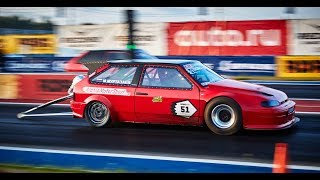 DT_LIVE. 1200 л.с. ВАЗ быстрее Bugatti Veyron. DragTimes info video - Драгтаймс инфо видео.