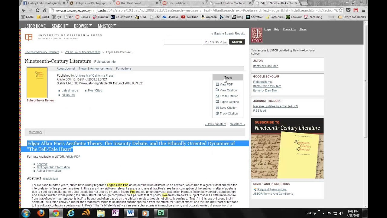 sonof citation machine
