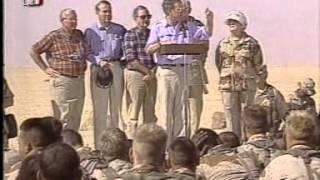 Vojnové tajomstvá - Vojna v zálive - oceľový dážď
