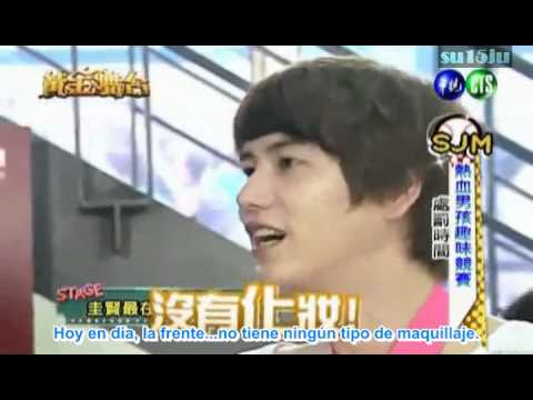 [Sub Esp] Golden Stage Super Junior M - Batalla Sangrienta [1/2]