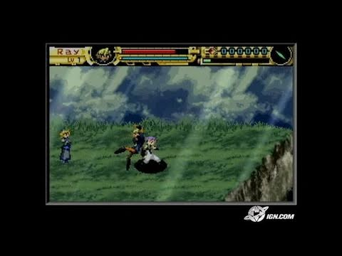 Advance Guardian Heroes Game Boy Gameplay_2004_08_20